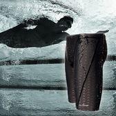 游泳褲男士長五分泳衣 比賽防水鯊魚皮速干 潮泡溫泉【小資 】