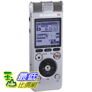 [美國直購ShopUSA] Olympus 142665 DM-620 SLV Voice Recorder $5547