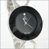 【萬年鐘錶】SIGMA日系 黑風華女錶 1016L-1