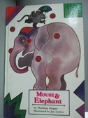 【書寶二手書T6/少年童書_WEN】Mouse and Elephant_Matthias Hoppe