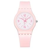 兒童手錶女孩韓版簡約石英錶中小學生考試手錶防水男孩電子錶WY【免運】