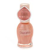 Ducato 自然潤澤指甲油-08珠光橘 11ml《日本製》