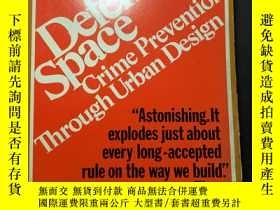 二手書博民逛書店Newman罕見Defensible space 紐曼防禦空間Y203000 Oscar Newman Osc
