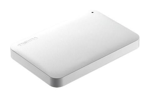 TOSHIBA 2.5吋 3TB Canvio Ready USB3.0 黑/白外接式硬碟