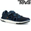 TEVA 針織襪感水陸健走護趾涼鞋 Te...