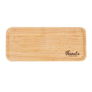 《Marimo》SNOOPY天然木製托盤M(原木色)_FT83839