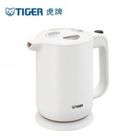 【TIGER虎牌】1.0L電器快煮壺(白) PFY-A10R《刷卡分期利率+免運》