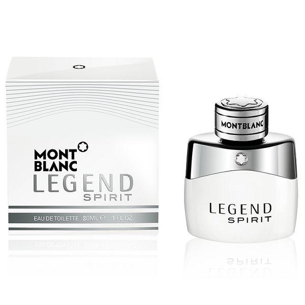 Montblanc Legend Spirit 傳奇白朗峰淡香水 30ml