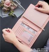 訂製韓國小清新簡約商務隨身小記事本手賬本筆記本子文具訂製可印  居樂坊生活館