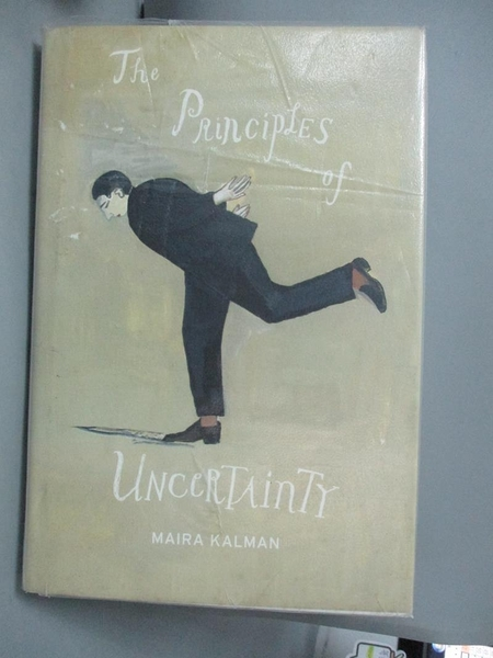 【書寶二手書T8/社會_YBA】The Principles of Uncertainty_Kalman, Maira