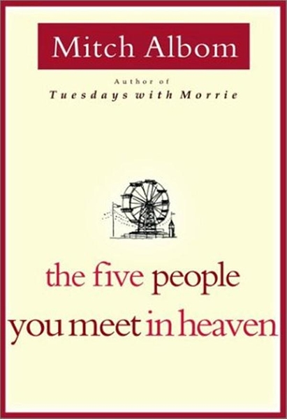 (二手書)Five People You Meet in Heaven