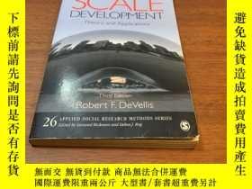 二手書博民逛書店Scale罕見Development Theory and ApplicationsY425866 羅伯特德維