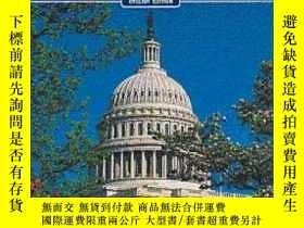 二手書博民逛書店Art罕見and History of Washington D