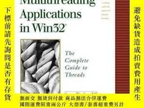 二手書博民逛書店Multithreading罕見Applications In Win32Y364153 Jim Beveri