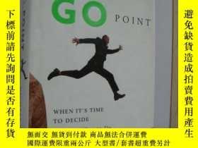 二手書博民逛書店The罕見Go Point (When it s time to