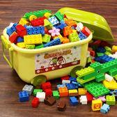 積木男孩子女孩3-6歲兒童益智玩具大顆粒拼裝