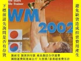 二手書博民逛書店罕見原版KICKER2002世界盃賽前特刊Y178961 踢球者