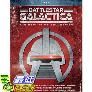 [美國直購] Battlestar Galactica: The Definitive Collection [Blu-ray] B00Q2OQNCM