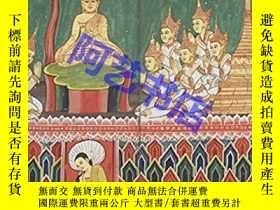 二手書博民逛書店Buddhism罕見Illuminated: Manuscrip