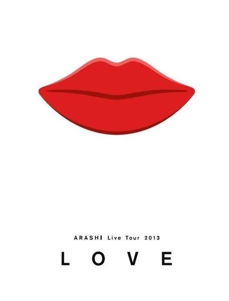 嵐 2013 巡迴演唱會 LOVE  雙DVD  ARASHI   (購潮8)