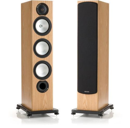 英國 Monitor Audio Silver RX8 落地型揚聲器(木紋)