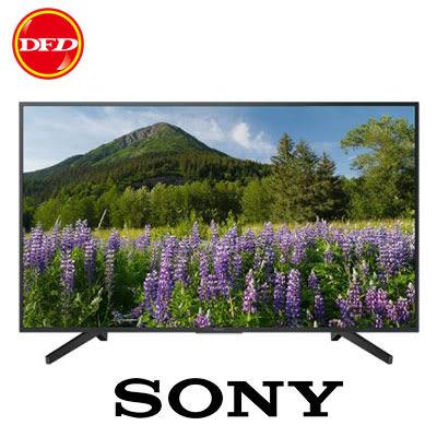 (現貨) SONY KD-49X7000F 液晶電視 49吋4公貨 限時送索尼記憶腰枕