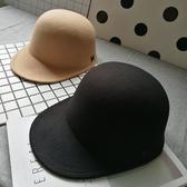 馬術帽毛呢帽禮帽棒球帽英倫復古帽Mandyc