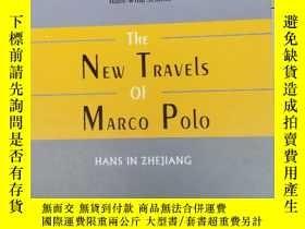 二手書博民逛書店(英文原版)the罕見new travels of marco