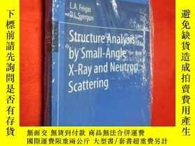 二手書博民逛書店Structure罕見Analysis by Small-Ang