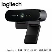 Logitech 羅技 BRIO 4K HD 視訊 網路攝影機 CCD