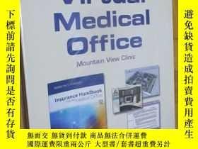 二手書博民逛書店STUDY罕見GUIDE WITH ONLINE SIMULATION Virtual Medical Offic