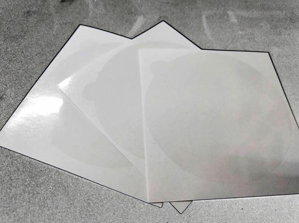 靜電保護貼膜【1組3入】適用 行車記錄器/衛星導航 吸盤車架