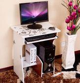 小戶型迷你電腦桌 家用簡約現代 筆記本台式桌辦公創意寫字台桌子HRYC【紅人衣櫥】
