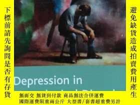 二手書博民逛書店英文原版書罕見Depression in Neurological Disorders Paperback – 2