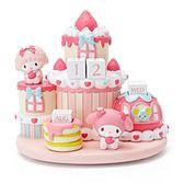 【震撼精品百貨】My Melody_美樂蒂~Sanrio 美樂蒂桌上型造型萬年曆(草莓派對)#24093