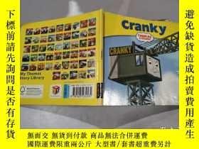 二手書博民逛書店罕見cranky:暴躁Y212829