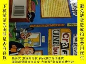 二手書博民逛書店Crafty罕見Crime-bustlng:狡猾的Crime-bustlngY200392