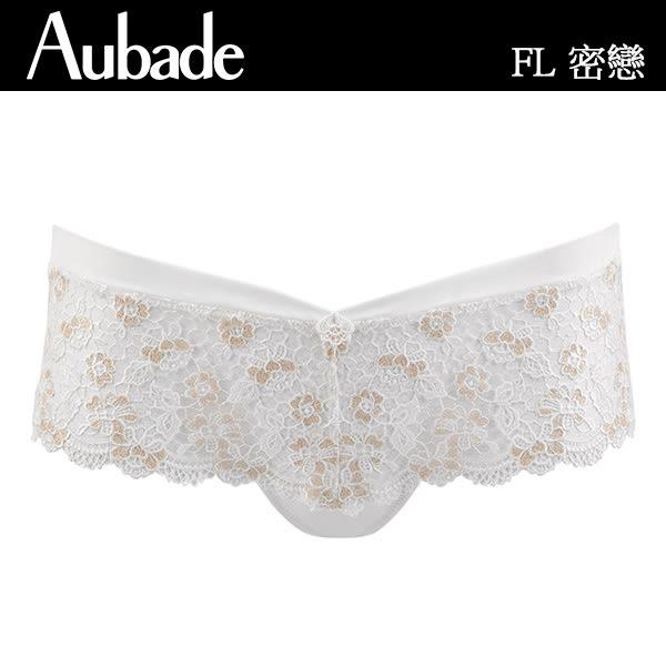 Aubade-密戀E水滴薄襯內衣(白)FL