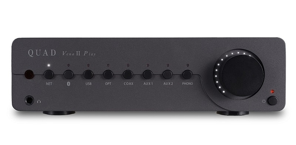 新竹推薦音響專賣 《名展音響》 英國 Quad Vena II PLAY 藍芽 DAC 綜合擴大機