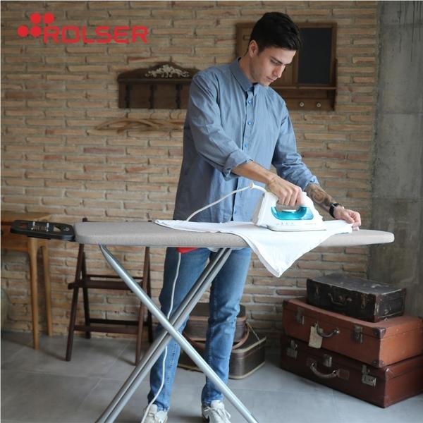 【HOME WORKING】ROLSER K-UNO時尚燙馬(沙色)