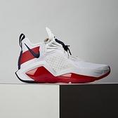Nike Lebron Soldier XIV EP 男鞋 紅白 避震 包覆 籃球鞋 CK6047-100