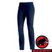 【MAMMUT 長毛象】女 Runbold Light 抗UV超輕排汗長褲 5118『海洋藍』1020-09911運動褲 彈性褲