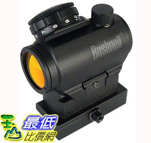 [美國直購] 鏡頭 Bushnell AR Optics TRS-25 Hirise 1x 25mm Red Dot Riflescope with Riser Block, Matte Black AR731306 $4914