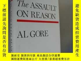 二手書博民逛書店THE罕見ASSAUT ON REASON 《入侵的理由》美前副