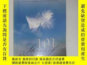 二手書博民逛書店101罕見stories of answered prayersY12014 Jeannie St. John