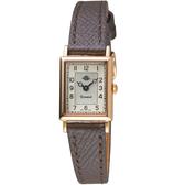 玫瑰錶Rosemont NS懷舊系列時尚腕錶 TNs012-rWa-GDB