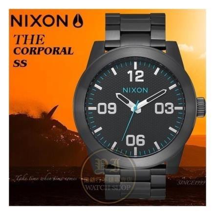 【南紡購物中心】NIXON 實體店The Corporal 型男腕錶A346-602公司貨