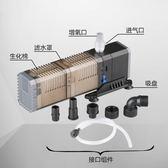 內置魚缸過濾器增氧泵三合一潛水泵烏龜缸水族箱過濾設備 名稱家居館