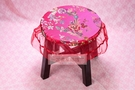 一定要幸福哦~~生子椅+花開富貴椅套(子孫椅、富貴椅)、新娘嫁妝、結婚用品