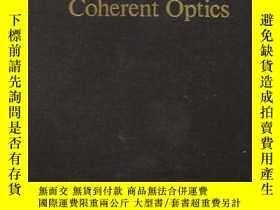 二手書博民逛書店Holography罕見and Coherent Optics